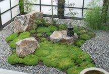 Moderne Japanische Gärten