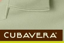 """cubavera / In 1967, Cuban-born George Feldenkreis and his brother Isaac established Supreme International. They began by importing children's school uniforms from Japan into Puerto Rico, then focused on guayaberas, the four pocket embroidered tropical shirt that is one of the most authentic symbols of Latin culture. George expanded the business to Miami, where he became known as the """"Guayabera King."""" http://www.raisingtrend.com/cubavera.html"""