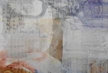 Collages : Les petits papiers / By Sandrine Merrien