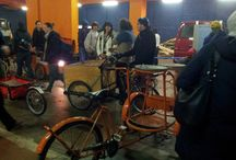 Milano Bicycle Film Festival - Cargobike Race / TrikeGo in action - Cargo Challenge @ Milan Bicycle Film Festival