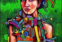 Art & Folklore: Latin-America and more