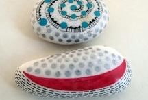 cailloux / pietre decorate