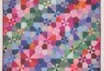 Quilts Pinwheels