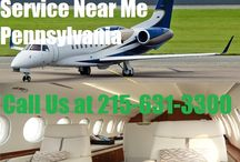 Pennsylvania Private Jet Air Charter Flight Service