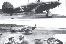 Soviet airforce WW II