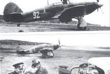 Soviet airforce WW II