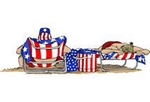 4th of July / Designs, stickers and apparel to celebrate the American 4th of July