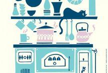 Eten en drinken uit Scandinavië