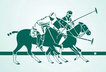 Polo collection for royal roosters / Polo painting and art...