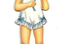 amo paper doll