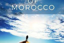 Morocco / Travel in Morocco - where to stay and what to do. Where to get the best photographs.