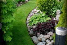 Landscaping ideas / by Janet Lukaskiewicz Cutting