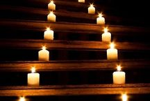 Candle light / by Jill Fagerholm