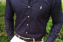 Work and collared shirt