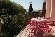 Guest house Relax in Piazzetta / Ferienhaus - Home holidays On the lake near Rome Trevignano Romano - Italy