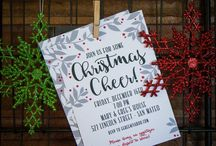 Christmas Cards and Invites