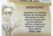menu de hoy