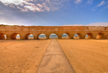 Caesarea / Caesarea, the perfect blend of ancient architecture, rich history, natural beauty, and upbeat modern attraction.