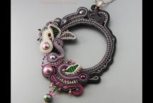 SOUTACHE. Pendants / by Jolezz