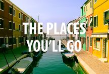 The Places You'll Go / Have you been putting off a vacation?