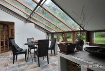 Návštěvy venkovských domů a bytů. / Navštívili jsme řadu krásných bytů a domů ve venkovském stylu. Zde jsou ukázky, více na www.homeincube.cz.