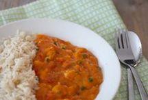 rijst en pasta gerechten