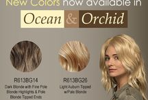 New Blonde Blended Color Wigs (R613BG14 & R613BG26) now available in Ocean & Orchid by ESTETICA Wigs / 2 New Color Now Available in 2 Best Sellers by Estetica  Item-Name : Ocean & Orchid  –R613BG14 : Dark Blonde with Fine Pole Blonde Highlights and Pole Blonde Tipped Ends  –R613BG26 : Light Auburn Tipped  with Pale Blonde