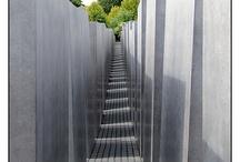 Holocaust Denkmal, Berlin. Peter Eisenmann