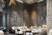 Lounge & chillout areas