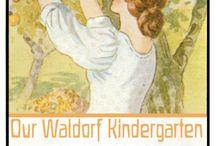 Waldorf kindergarten ideas