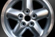 Jeep wheels / by RTW OEM Wheels