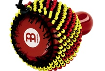 Cabasas, Sleigh Bells & Kalimbas / by MEINL percussion