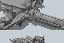 Spaceship Inspiration