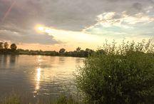 Donau / Flussbilder