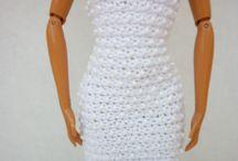 Crochet Barbie Doll Clothes