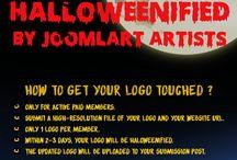 JoomlArt Halloween