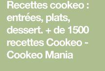 Cookeo / Recettes et astuces au cookéo