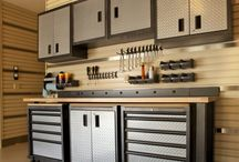 Organize Your Garage / Storage and organization solutions for your garage