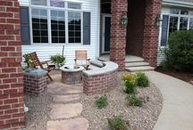 Entry Patio Inspiration