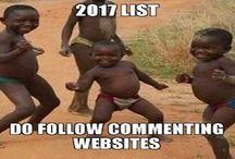 List of best websites 2017