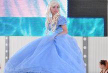 cinderella cosplay sam kornell <3 / 2015 juli. 11 MondoCon