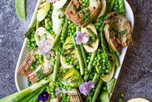 Gemüse, gut, gesund, großartig / Vom Feld auf den Teller
