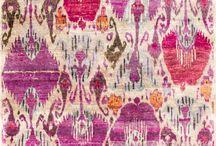 Batik / Runners and carpet borders