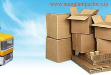 Manglam Packers & Movers Pvt. Ltd. / Manglam Packers & Movers Pvt. Ltd. offer quality packing service and take care of all the items/goods. We pack the items/goods on the basis of their safety and vulnerability. The packaging of furniture, appliances and other articles is done using thick cardboard sheets. The Glass items, which are fragile, and other breakable articles are packed with great care in bubble sheets, thermocol and cartons to shun of any kind of damage while moving them to the other place.