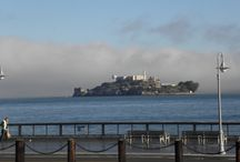 San Francisco and the coast / Alcatraz, golden gate and more