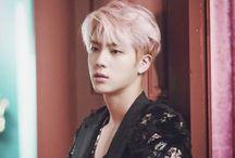 Jin (BTS) Kim Seokjin