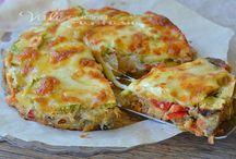 Ricette torte salate e pizze