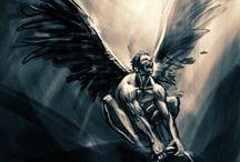 Anjel bojovník