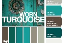 Colors for the walls / Wall art