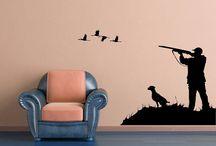 Hunting decor / by Alli Lynch